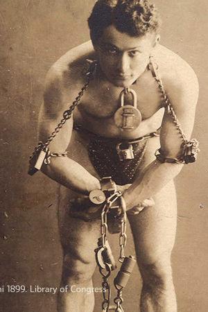 Kaikkien aikojen suurin taikuri Harry Houdini