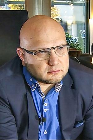 Nuorisosäätiön entinen puheenjohtaja Perttu Nousiainen.