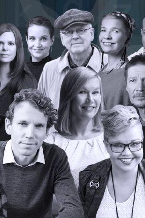 Helsingin kirjamessuilla esiintyviä kirjailijoita 2018