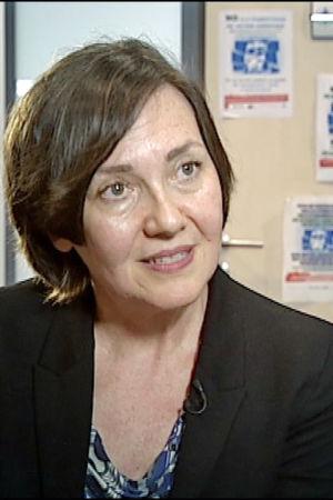 Cristina Tilling är politisk sekreterare på ETF