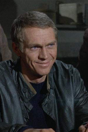 Steve McQueen elokuvassa Täyskäsi-kid (The Cincinnati Kid, 1965)