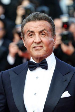 Sylvester Stallone Cannesin elokuviajuhlilla vuonna 2019.