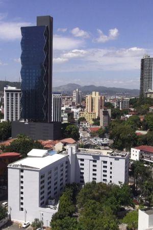 Panama City.