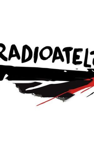 Radioateljee-radiosarjan logo