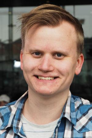 Oboisti Antti Turtiainen