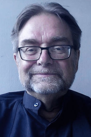 Säveltäjä Eero Hämenniemi Intiassa jouluna 2019.