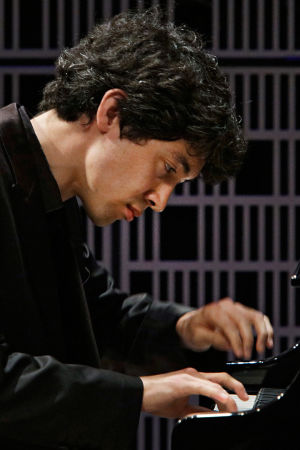 Pianisti Jun Bouterey-Ishido
