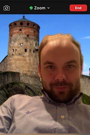 Savonlinnan oopperajuhlien taiteellinen johtaja Ville Matvejeff.