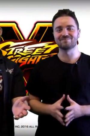 Björn Karlsson och Ted Forsström recenserar Street Fighter 5.
