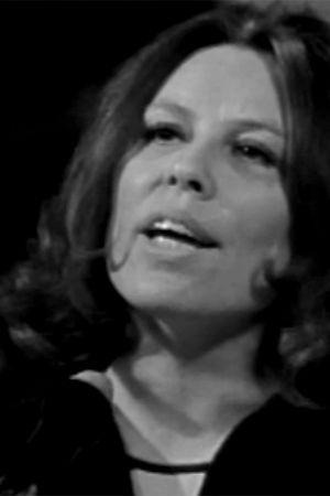 Annikki Tähti laulaa Ylen ohjelmassa 1972.