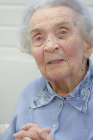 Ulla-Christina Sjöman porträtt