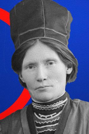 Samiska frihetskämpen Elsa Laula.