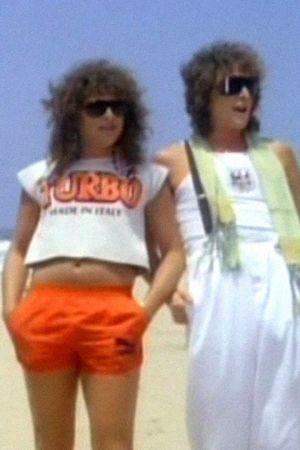 Kuvakaappaus Y&T:n musiikkivideolta.