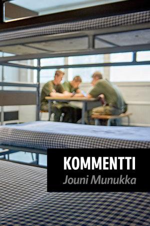 Kommentti: Jouni Munukka