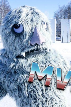 Lumimies sarjasta Mä voin selittää kaiken.