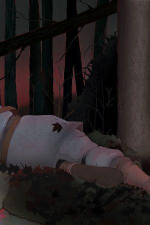 Kuvituskuva KulttuuriCocktailin artikkeliin. Haavoittunut sotilas makaa maassa.