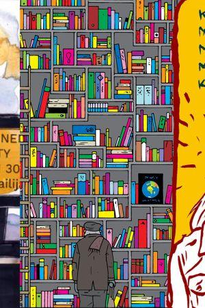 Artikkelikuva KulttuuriCocktailin sarjakuva-artikkeliin.