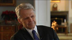 Anders Lidén på Sveriges ambassad i Helsingfors