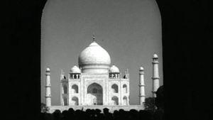 Taj Mahal ohjelmassa Vierailu Intiassa (1965)