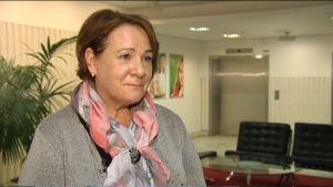 Chefsplanerare Anne Giss på FPA
