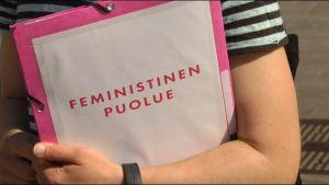 Feministinen puolue, Feministiskt parti