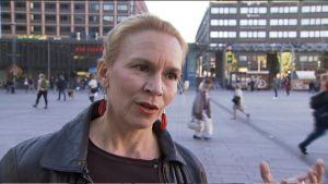 Kaari Mattila, generalsekreterare, Förbundet för mänskliga rättigheter