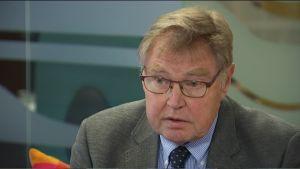 Yrjö Mattila är ordförande för Socialrättsliga sällaskapet