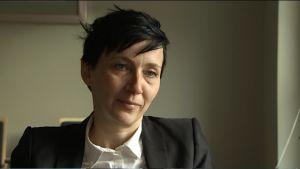 Minna Paajanen är generalsekreterare vid statens idrottsråd