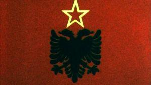 Kuvakaappaus Albanian lipusta