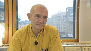 Porträtt av Ralf Sund, ledande ekonom vid STTK