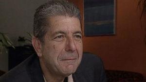 Leonard Cohen vuonna 1993.