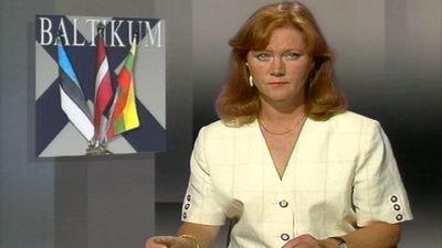 Estland blev ater sjalvstandigt 1991