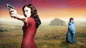 Kuvassa Mia (Chloë Sevigny) ja Ryan (Jorden Bennie)