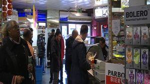 Etnisk butik i Nederländerna