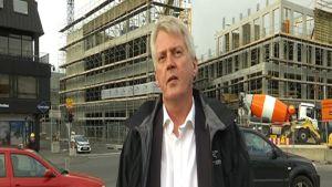 Hannes Sigurdsson i Island