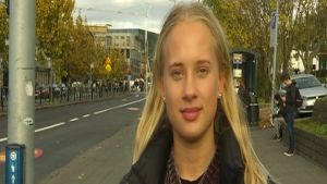 Maria Árnadóttir i Island