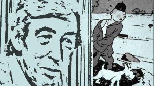 Tintti ja minä (Tintin et moi).