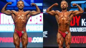 Mats Södermans muskler