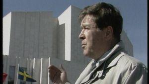 Finlandiahuset år 1991.