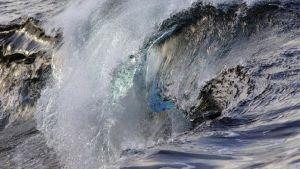 Merimaisema, aallot