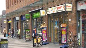 Köpcentrum i Nederländerna