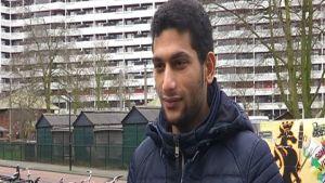 Rasul är från Irak men bor i Nederländerna