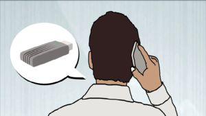 Puhelimessa myydään mokkulaa