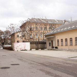 Flowfestivalen i Ljubljana ordnas i en gammal tobaksfabrik