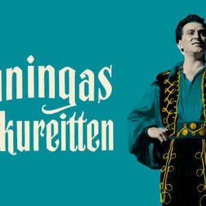 Kuningas kulkureitten -elokuvan juliste (2015)