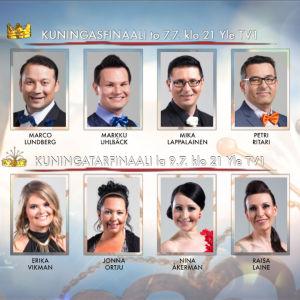 Tangomarkkinoiden finalistit 2016