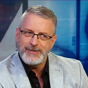 Kirjailija Marko Kilpi