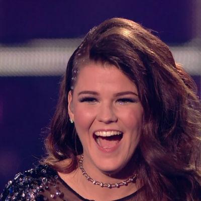 Saara Aalto i X-Factor.