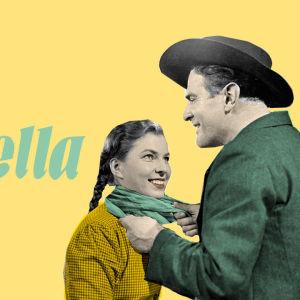 Tukkijoella-elokuvan (1951) DVD-julkaisun markkinointikuva