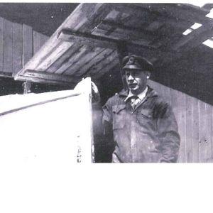 Linderman vid Gåsör 1939